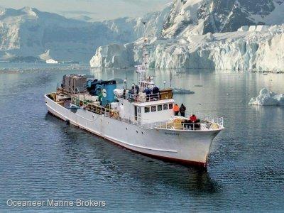 36m Research/Multi-Use Vessel