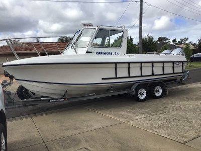 Bass Strait Boats Offshore 24