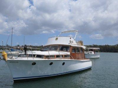 Bracken Cruiser 35 Flybridge