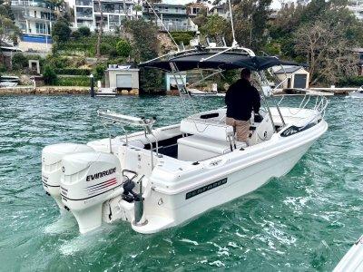 Seafarer Viper 6.8