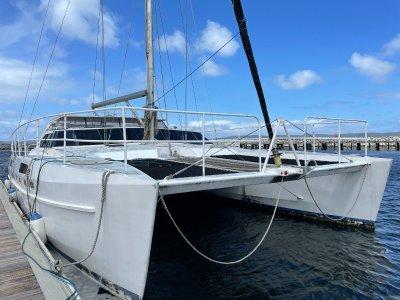 Jenkins Live-aboard Sailing Vessel