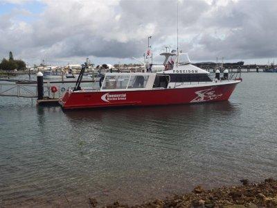 Aluminium Dive - Survey - Support Vessel