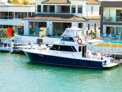 Randell 44 Flybridge Cruiser