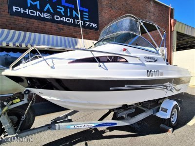 Haines Hunter 470 Breeze SUMMER FUN ROLLED UP INTO AFFORDABLE PACKAGE