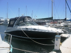 Sea Ray 275 Sundancer 2006 Model