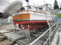 Grand Banks 36 Flybridge Cruiser Classic aft cabin.