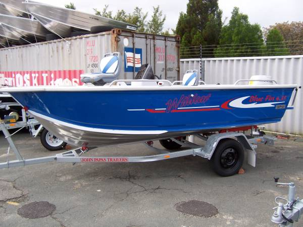 Bluefin Wildcat 435