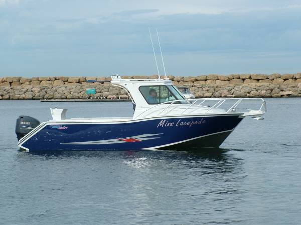 Preston Craft 800 Thunderbolt