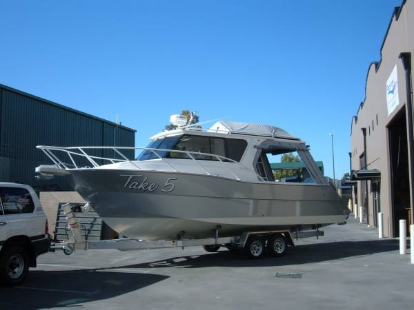 Preston Craft 8.2m Cruiser