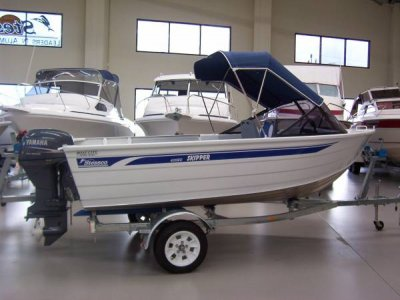 Stessco Skipper 449 Runabout
