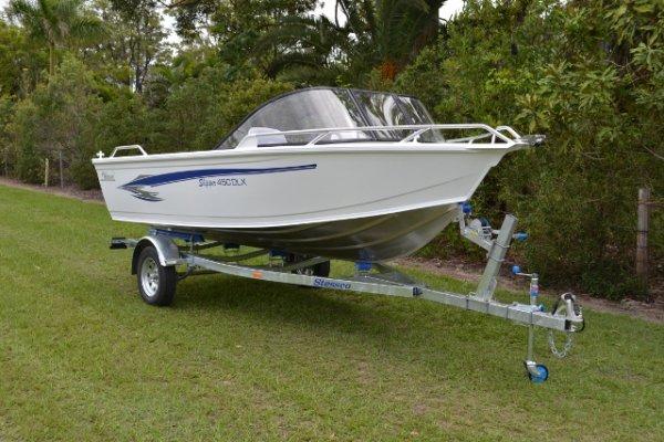New Stessco Skipper 449 Runabout
