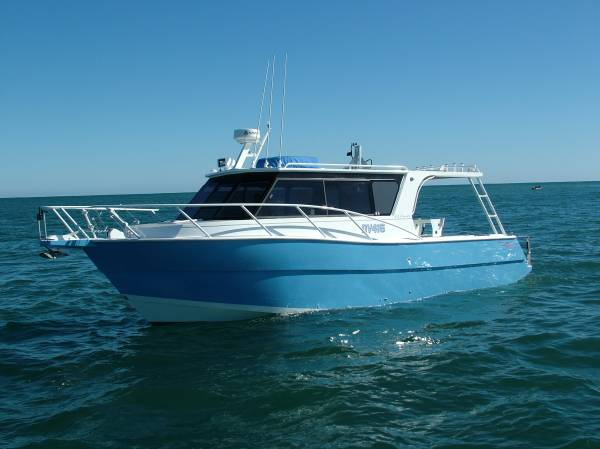 Preston Craft 8.5m Cruiser