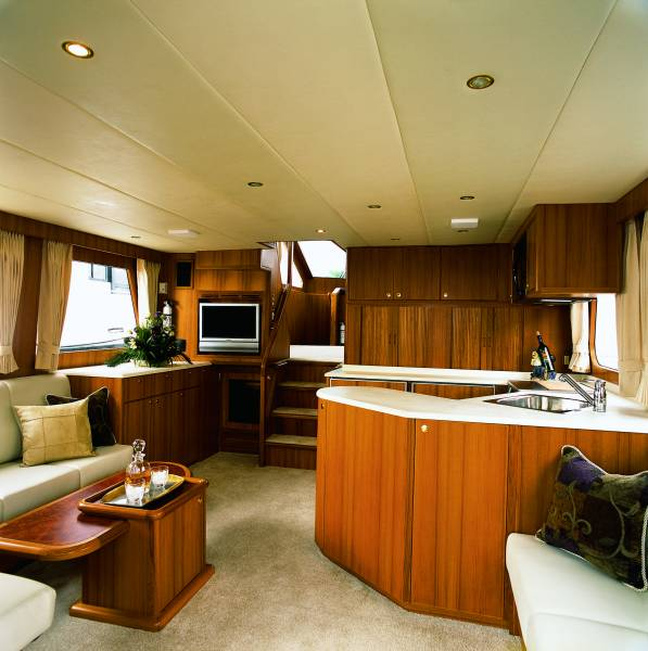 New Hershine 52 Express Pilothouse