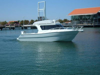 Preston Craft 960 Cruiser