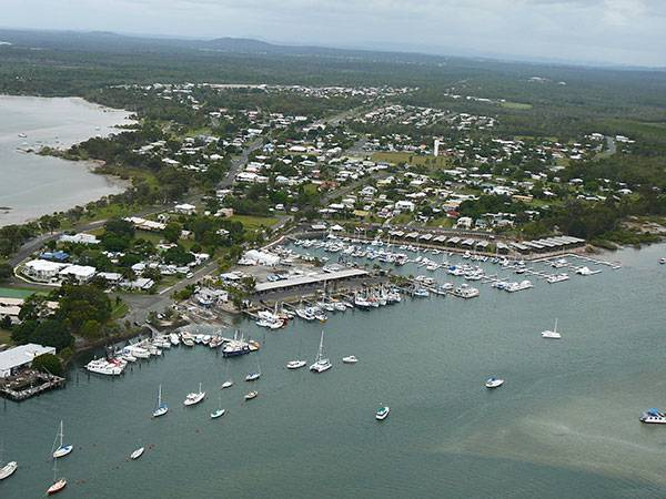 12m Marina Berths for sale at Tin Can Bay Marina