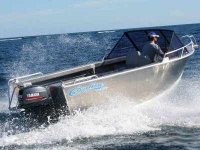 "Coraline ""SERIES II"" 460 RUNABOUT, SIDE OR CENTRE CONSOLE"