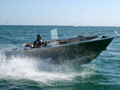"Coraline ""SERIES II"" 500 RUNABOUT, SIDE OR CENTRE CONSOLE"