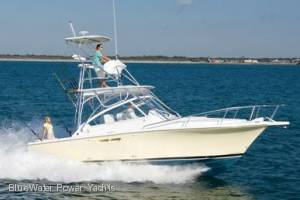 Luhrs 30 Open Tower