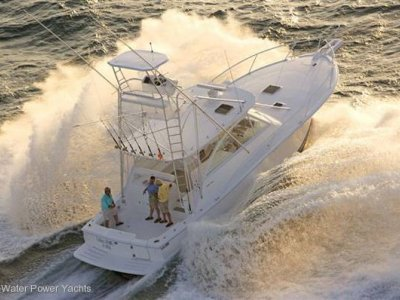 Luhrs 41 Open Tower