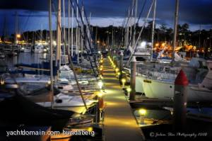 15 m berth at Manly, BRISBANE