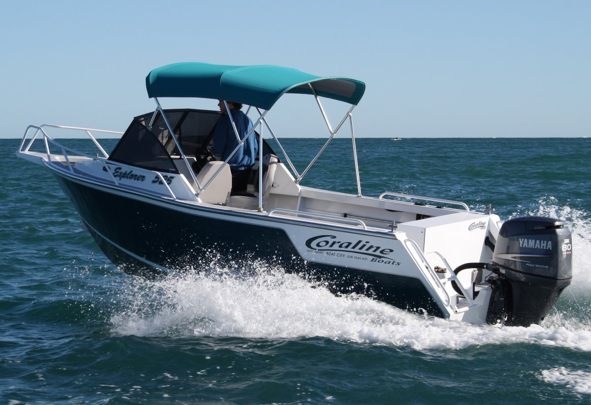 New Coraline SERIES II 525 EXPLORER