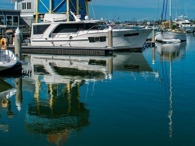 17m Marina Berth for sale at Mooloolaba Wharf Marina -$78K