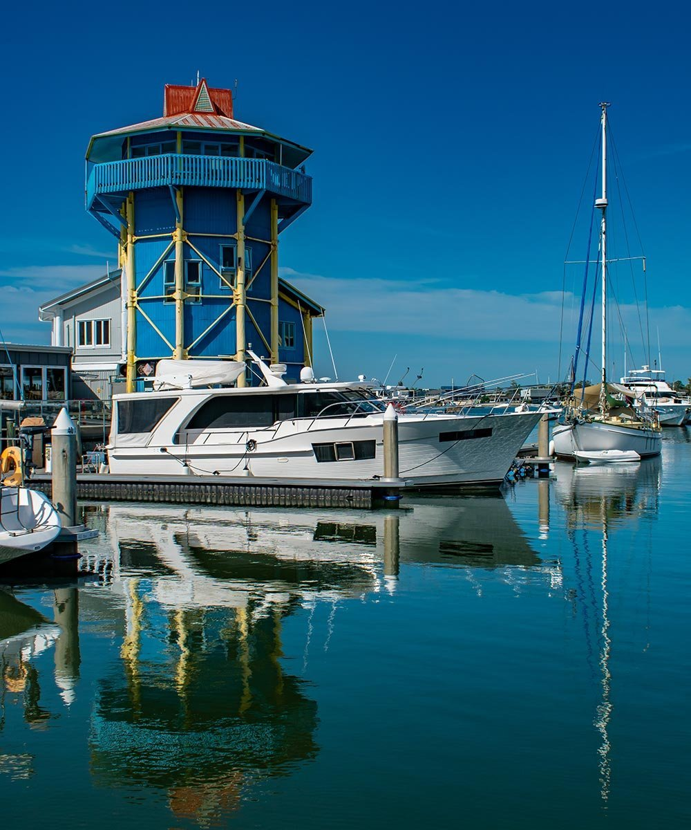 18m Marina Berth for sale at Mooloolaba Wharf Marina - $95K