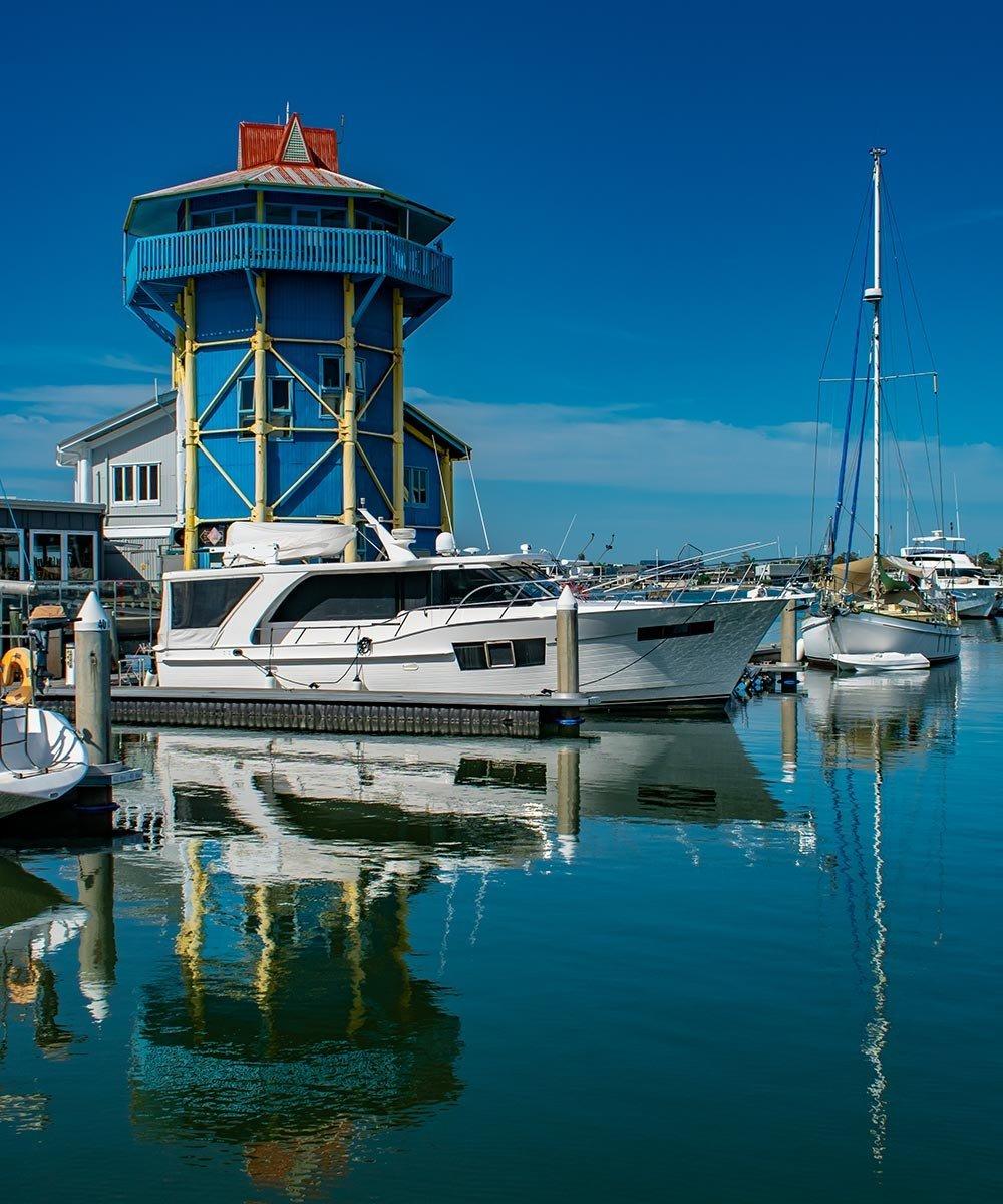 21m Marina Berth for sale at Mooloolaba Wharf Marina $104,500