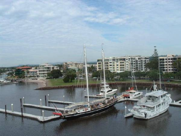 25M Monohull Berth Wharf Marina Mooloolaba