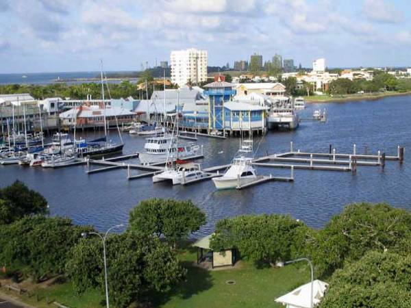 27.5m Marina Berth for sale at Mooloolaba Wharf Marina