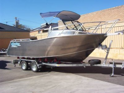 """Coraline """"SERIES II"""" 600 SERIES- RUNABOUT OR CENTRE CONSOLE"""
