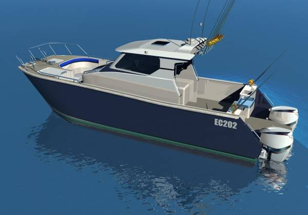 Razerline catamaran