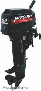 NEW MERCURY 9.9HP 2 STROKE OUTBOARD MOTOR