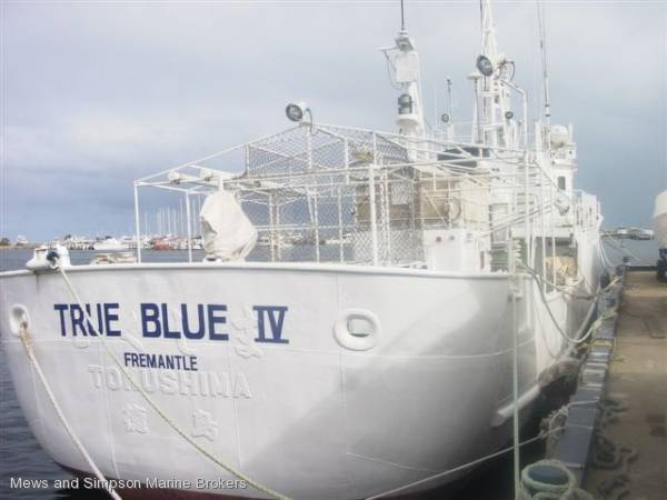 30m Ex Research Hydrographic/Training ship