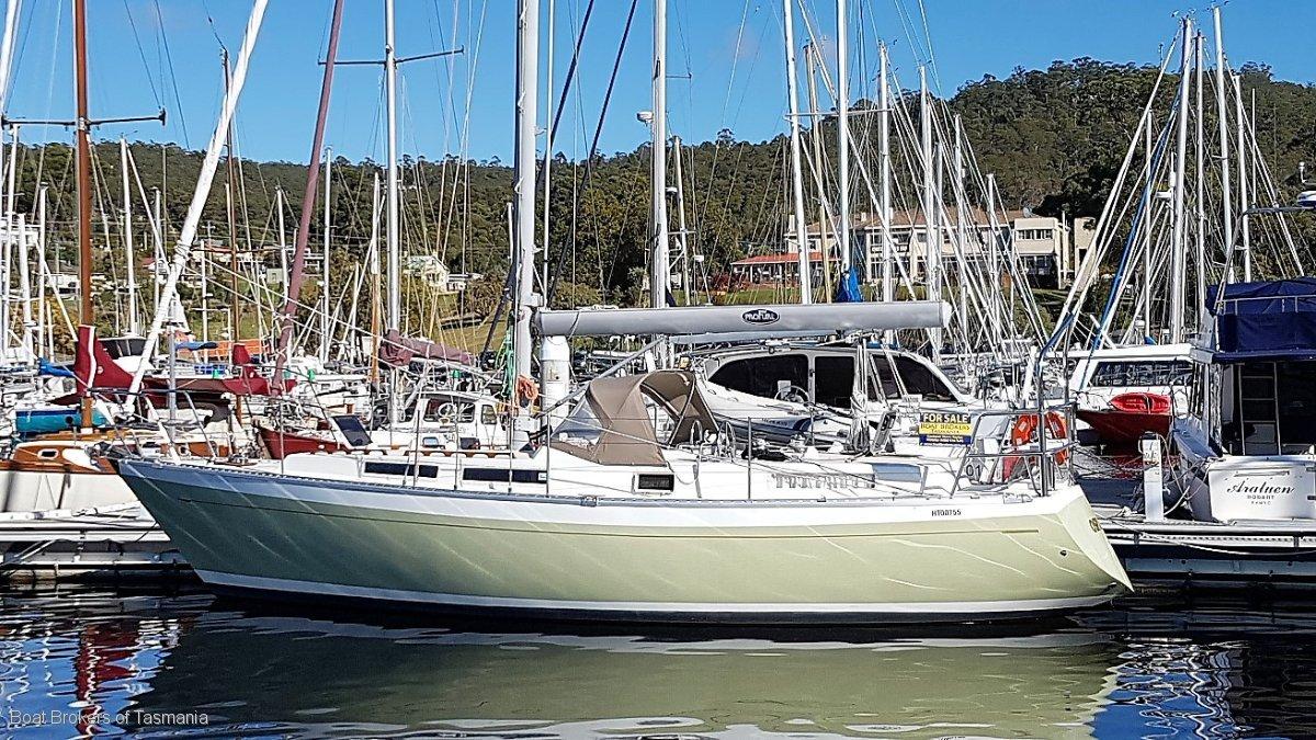 45349 - Martzcraft 35 Aft cabin comfortable cruising yacht