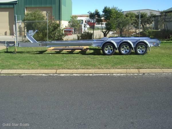 Goldstar:Tri axle 3500-4500kg