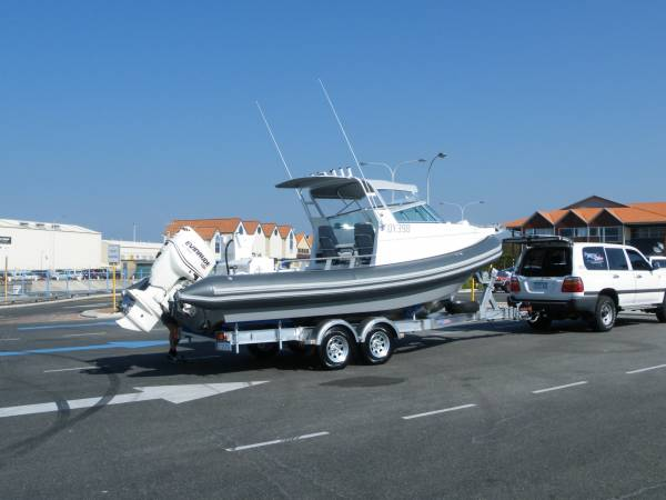 Preston Craft 690 Katana RIB