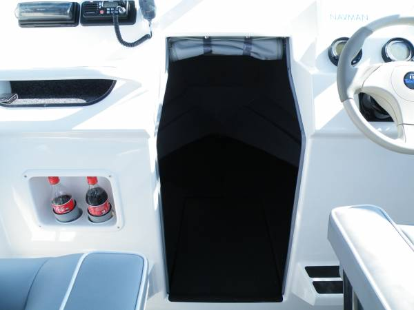 Preston Craft 6.4m Katana RIB