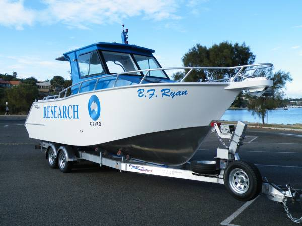 Preston Craft 7.85m Commercial