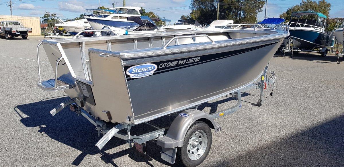 Stessco Catcher FL429 Open Boat