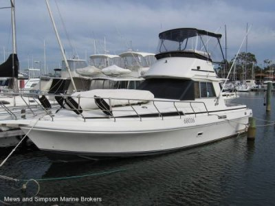 Thomascraft 35 Flybridge