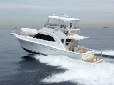 Caribbean 40 Flybridge Cruiser NEW