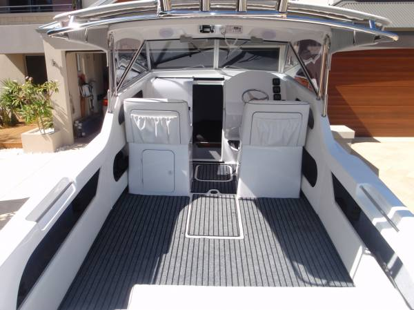 New Caribbean 2400 NEW:Masses of deck space