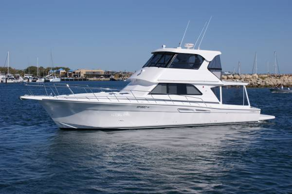 New Caribbean 49 Flybridge Cruiser NEW