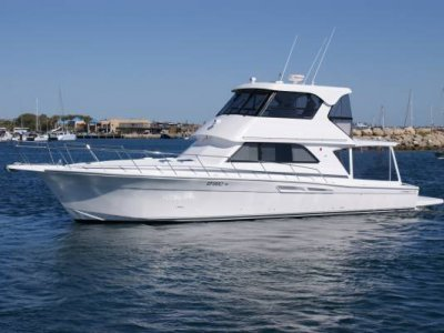 Caribbean 49 Flybridge Cruiser NEW