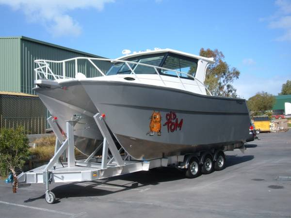 Preston Craft 7.6m Thundercat