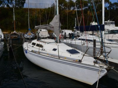 Dubois 34 Westerly- Click for more info...