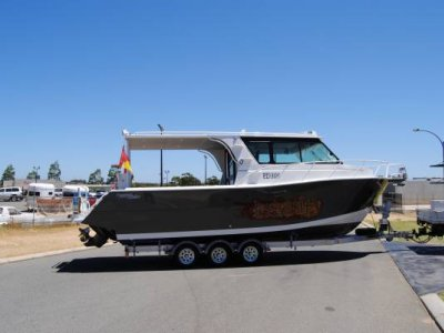 Preston Craft 990 Cruiser