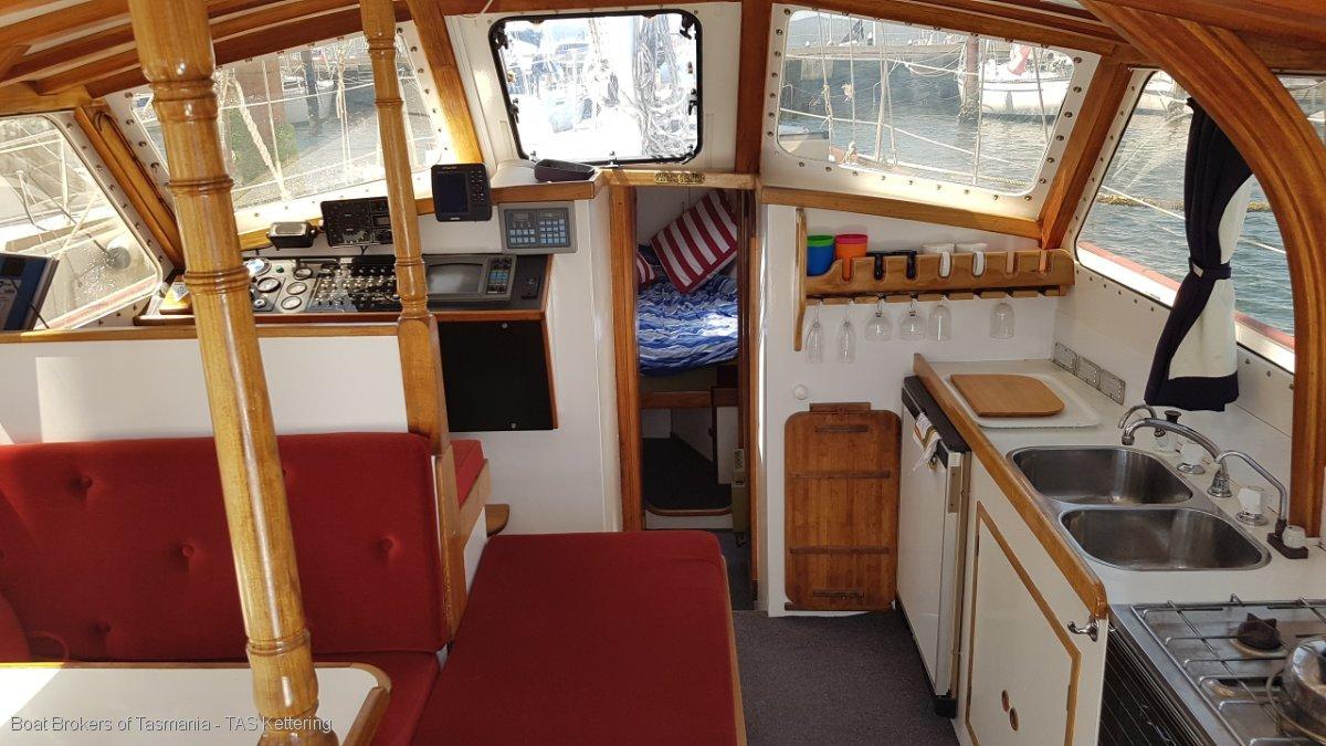 Kaufman 36 Motor Sailer