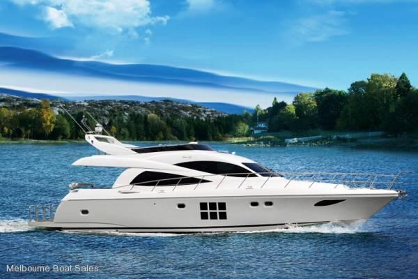 New Dyna 61 Luxury Motor Yacht